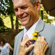 Father Boutonniere